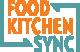 FoodKitchenSync Logo
